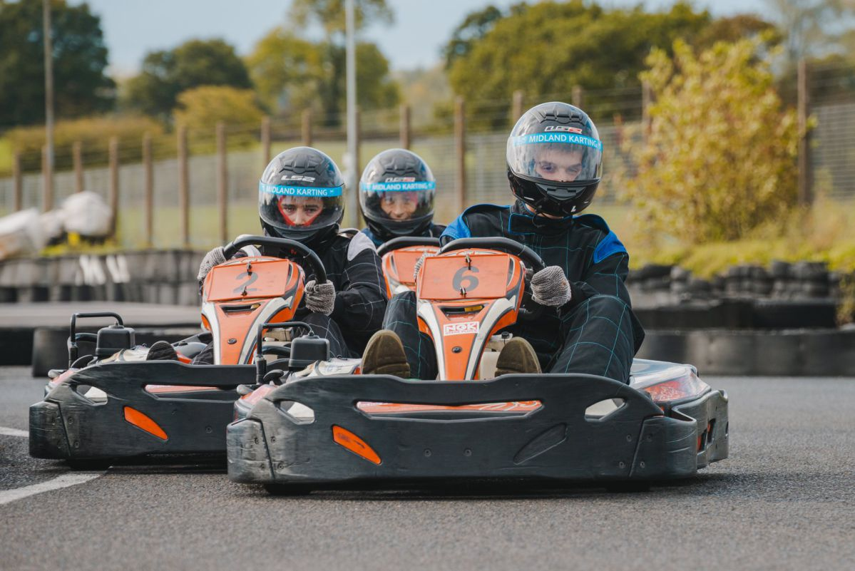 Go Karting West Midlands >> Go Karting West Midlands Midland Karting Lets Go Out